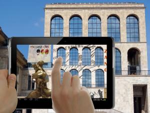 Augmented reality nelle città d'arte
