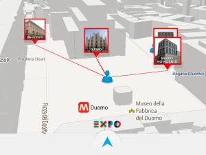 Mappe multimediali e tridimensionali