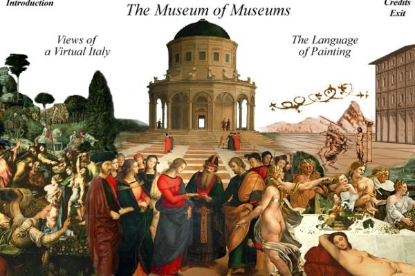 La grande pittura italiana