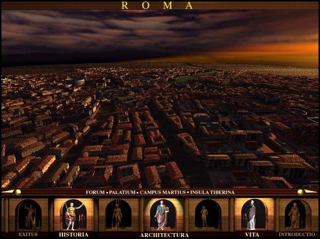 Roma 2000 anni fa
