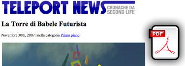 Teleport News