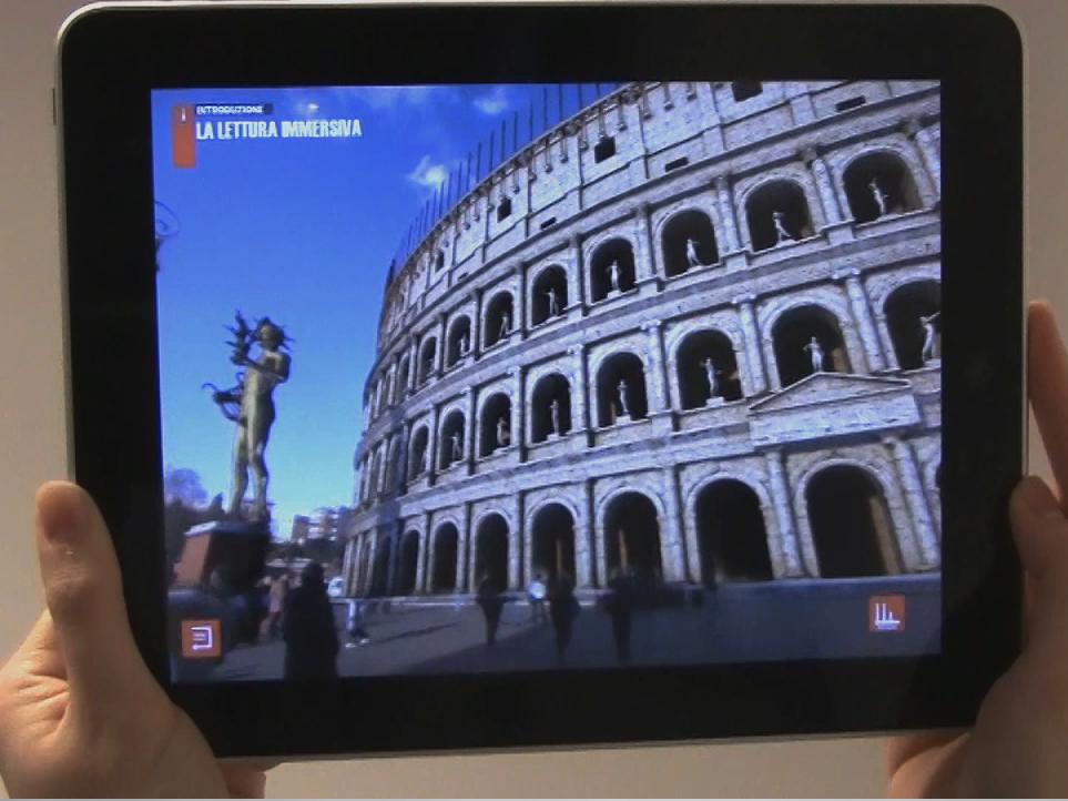Roma Virtual History