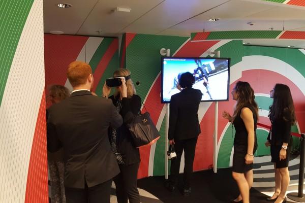 oculus e video 360 sugli sport e le olimpiadi