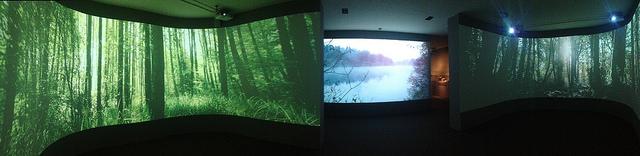 Installazioni immersive