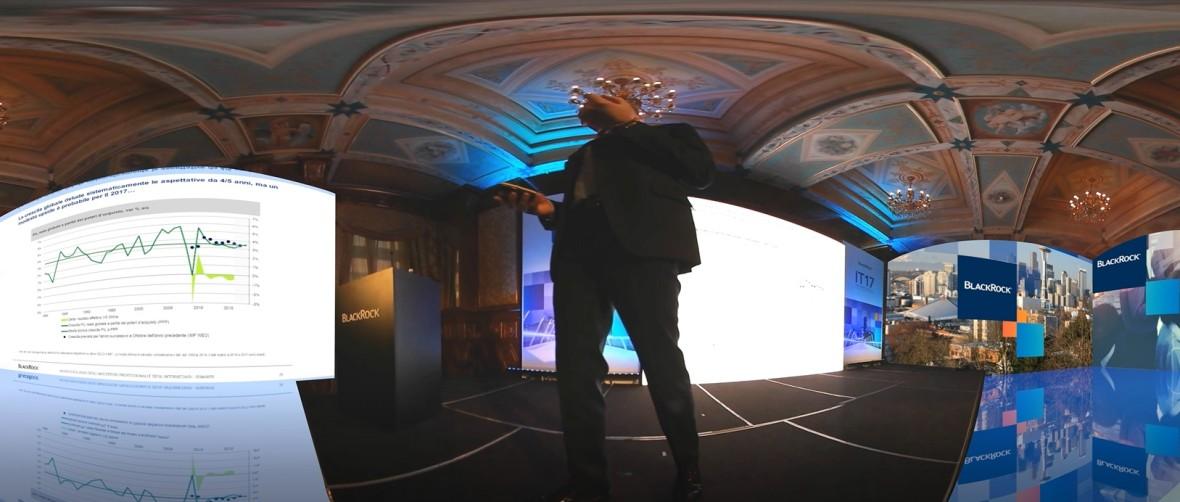 finanza virtual reality