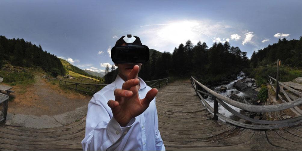 Realtà virtuale e aumentata per i parchi naturali