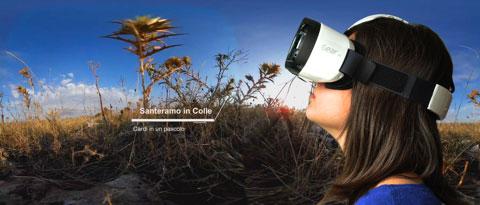L'enciclopedia Virtuale della nature: vireo 360° interattivo della Murgia