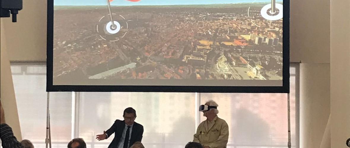 realtà virtuale per il terzo settore