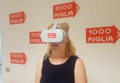 1000 miglia realtà virtuale
