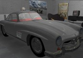 Mercedes virtual garage