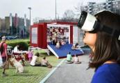 bibliohub realtà virtuale in biblioteca