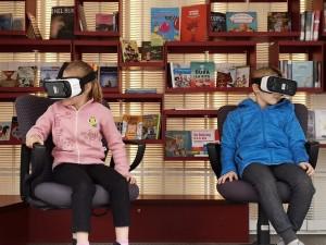 bibliohub realtà virtuale inn bibloteca
