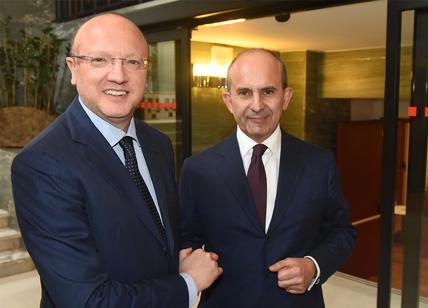 Lombardi - Gruppo Tecno - con Boccia - Confindustria