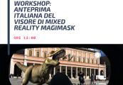presentazione MAGIMASK realtà aumentata