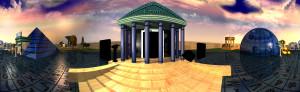 VideoGame enciclopedico virtuale Omnia Explorer