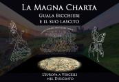 Installazione immersiva Magna Charta