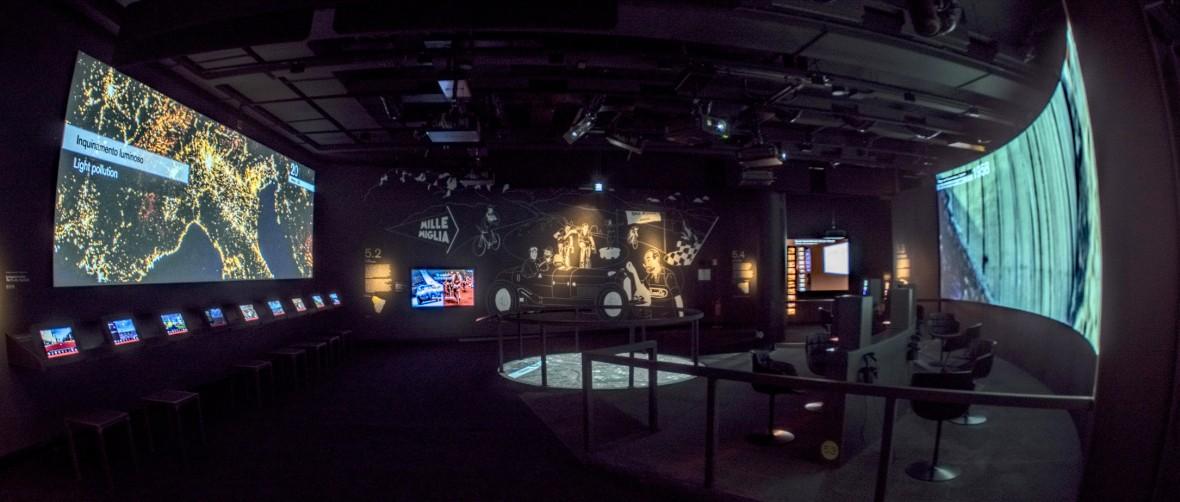 Esposizione Immersiva Museo M9