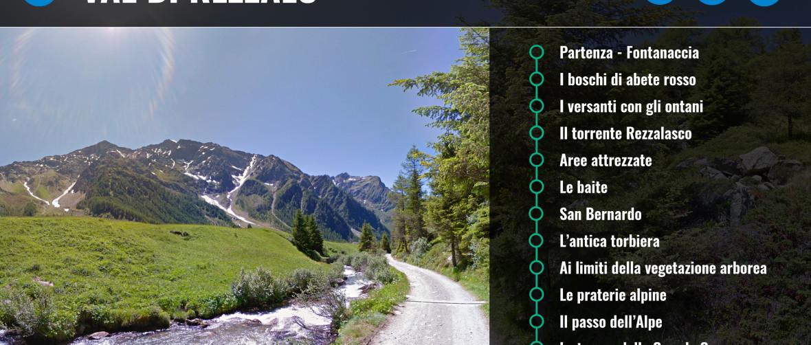 percorsi virtuali parco nazionale stelvio