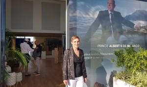 Giovanna Lysy ad Art Master Monaco