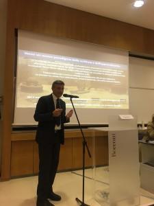 Intervento di Gualtiero Carraro in Bocconi: realtà virtuale e potenziamento cognitivo