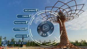 Expo 2015. Ricostruzione virtuale del passato, presente, futuro