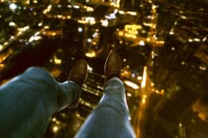 Senso delle vertigini in realtà virtuale