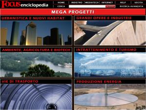 Focus, Meraviglie dei XXI secolo. Enciclopedia virtuale del futuro