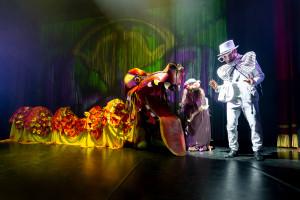 Sinfonella, Mister Dossier e il drago Cinese a Suoncolora