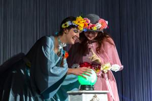 Fata Fiorella e Sinfonella Guardaflora