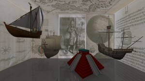 Biblioteca Lanfranchi: mappe e scoperte geografiche