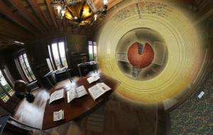 Biblioteca Lanfranchi: la camera delle meraviglie