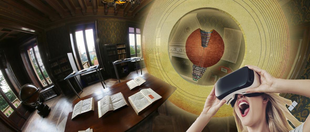 Biblioteca virtuale delle meraviglie