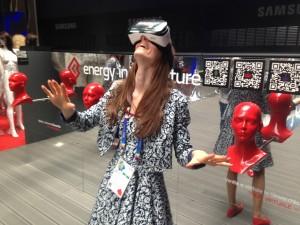 Realtà virtuale nel Padiglione Slovacchia- Expo 2015