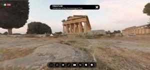 Tour virtuale di Paestum