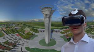 Presentazione virtuale di Antalya Expo 2016