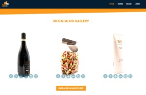 Bee in the business: catalogo prodotti 3D