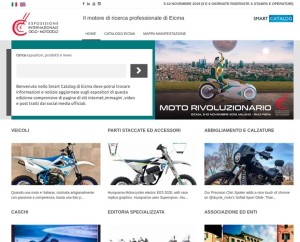 Smart Catalog Fiera Milano: Eicma