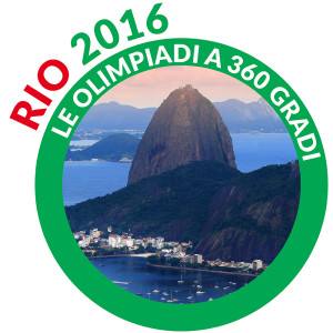 Rio 2016, le olimpiadi in video 360