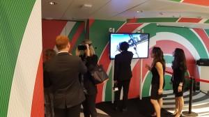 Sport virtual reality experience