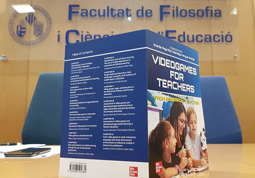 "Il progetto europeo ""Videogame for Teachers"""