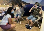 realtà virtuale arcipelago toscano