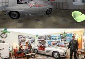Esposizione virttuale e reale di auto classiche